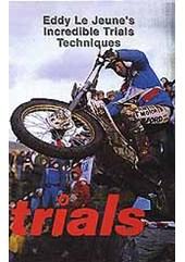 Eddy Le Jeune's Incredible Trials Techniques VHS