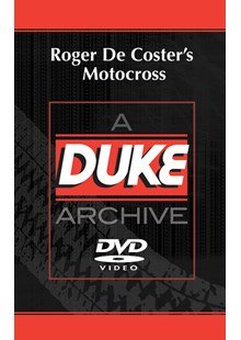 Roger De Costers Motocross Duke Archive DVD