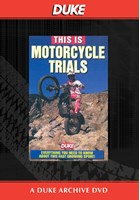 This is Motorcycle Trails Duke Archive DVD