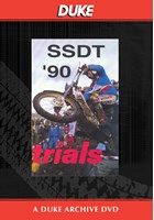 Scottish Six Day Trial 1990 Duke Archive DVD