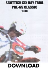 Scottish Six Day Trial Pre-65 Classic 1988 Download