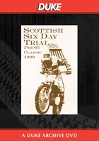 Scottish Six Day Trial Pre-65 Classic 1990 Duke Archive DVD