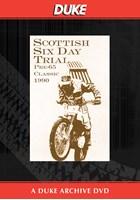 Scottish Six Day Trial Pre-65 Classic 1990 Duke Archive DVD
