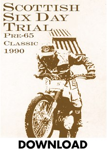 Scottish Six Day Trial Pre-65 Classic 1990 Download