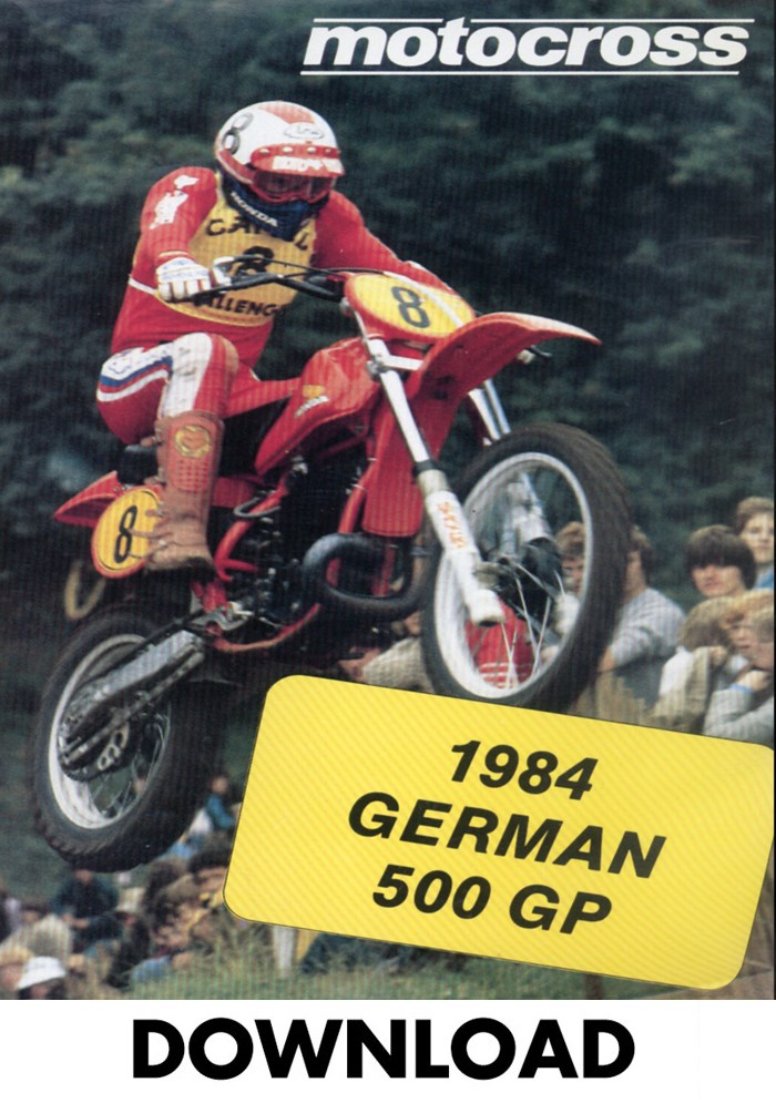 Motocross 500 GP 1984 - Germany Download