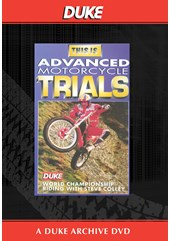 This Is Advanced Motorcycle Trials Duke Archive DVD