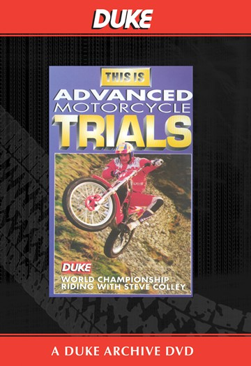 This Is Advanced Motorcycle Trials Duke Archive DVD - click to enlarge
