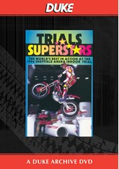 Trials Superstars 1996 Duke Archive DVD