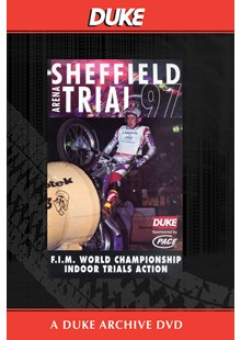 Sheffield Arena Trial 1997 Duke Archive DVD