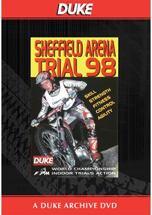 Sheffield Arena Trial 1998 Duke Archive DVD