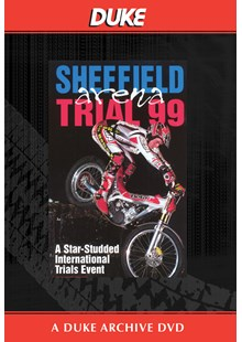Sheffield Arena Trial 1999 Duke Archive DVD
