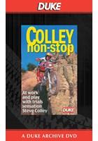 Colley Non-Stop Duke Archive DVD
