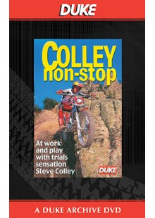 Colley Non-Stop Duke Archive DVD