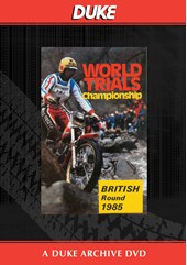 World Trials 85-Britain Duke Archive DVD