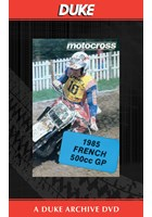 Motocross 500 GP 1985 - France Duke Archive DVD