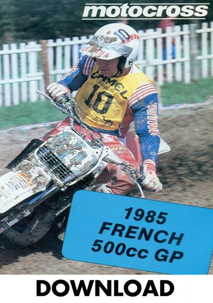 Motocross 500 GP 1985 - France Download