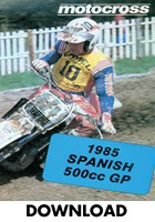 Motocross 500 GP 1985 - Spain Download