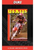 USA 125 Motocross Review 1996 Duke Archive DVD