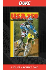 USA 250 Motocross Review 1996 Duke Archive DVD