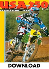 USA 250 Motocross Review 1996 Download