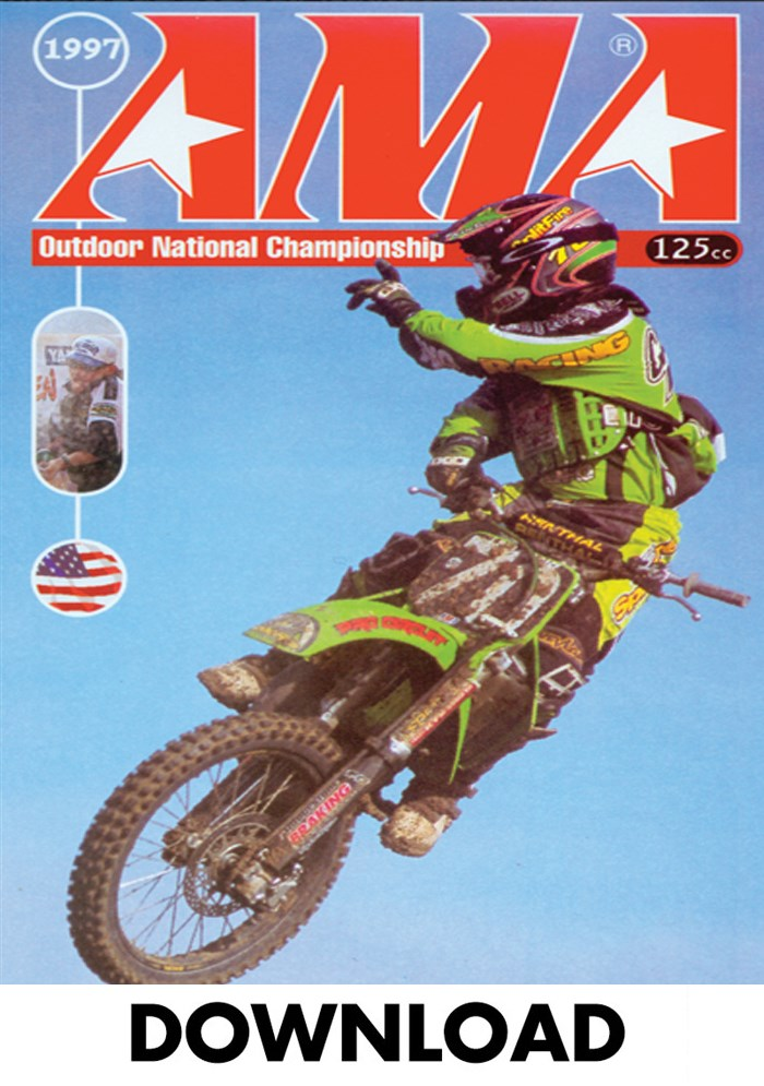 USA 125 Motocross Review 1997 Download