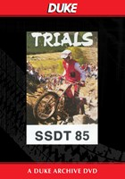 Scottish Six Day Trial 1985 Duke Archive DVD