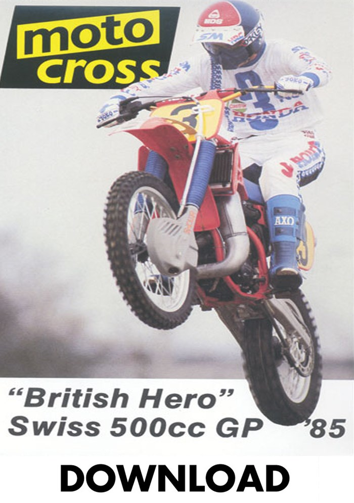 Motocross 500 GP 1985 - Switzerland Download