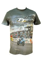 TT All over Print Start Line T-Shirt