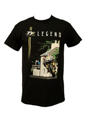 TT McGuinness Legend T-Shirt Black