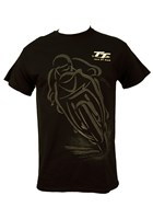 TT 2020  Shadow Bike T-Shirt Black