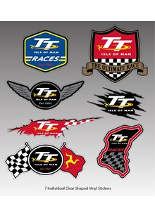 TT Sticker Set