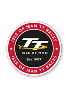 TT 2020 Logo Small (Inside ) Sticker
