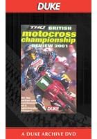 British Motocross Review 2001 Duke Archive DVD