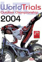World Outdoor Trials Review 2004 DVD