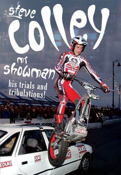 Steve Colley MR Showman DVD