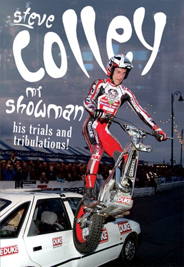 Steve Colley: Mr Showman Download - click to enlarge