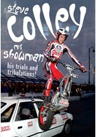 Steve Colley Mr Showman NTSC DVD