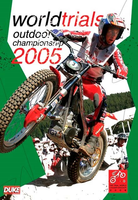 World Outdoor Trials Review 2005 DVD NTSC