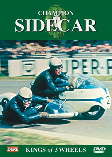 Sidecar Champions DVD - click to enlarge