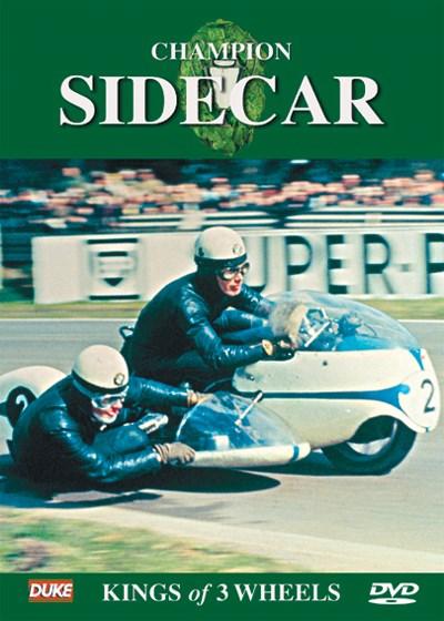 Sidecar Champions DVD
