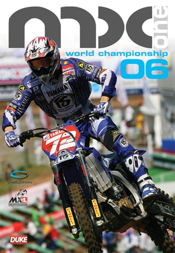 MX World Championship 2006 DVD - click to enlarge