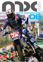MX World Championship 2006 DVD NTSC