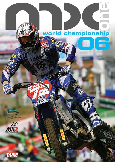 MX World Championship 2006 DVD NTSC