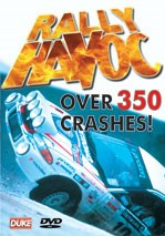 Rally Havoc DVD NTSC