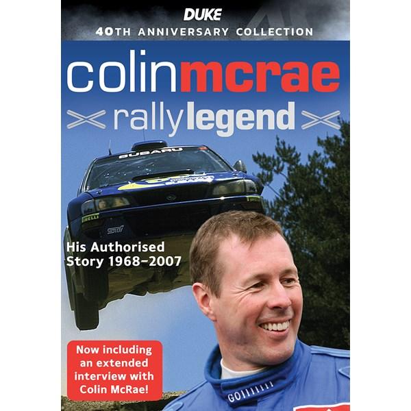 Colin McRae, Rally Legend DVD : Duke Video