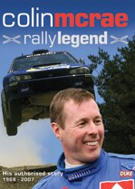 Colin McRae, Rally Legend NTSC DVD