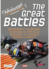 MotoGP Head to Head - The Great Battles DVD