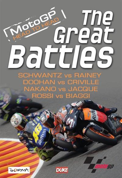 MotoGP Head to Head - The Great Battles DVD