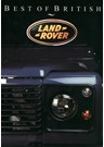 Best of British Land Rover DVD