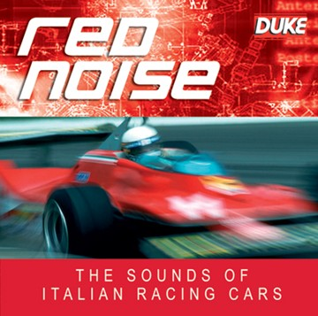 Red Noise CD - click to enlarge